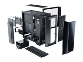 Seasonic SYNCRO Q704 case 2021 iF and Red Dot design award winner Cable Management design to create quality & clean look use with SYNCRO psu highly recommended combo deal available