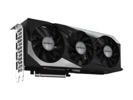 GIGABYTE Radeon RX 6800 XT GAMING OC 16G Graphics Card, WINDFORCE 3X Cooling System, 16GB 256-bit GDDR6, GV-R68XTGAMING OC-16GD Video Card, Powered by AMD RDNA 2, HDMI 2.1
