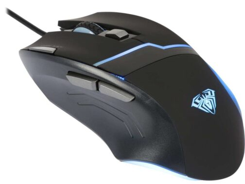 AULA SI-9008 7 Buttons USB Wired Optical 3500 dpi Gaming Mouse
