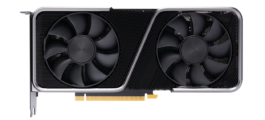 NVIDIA GeForce RTX 3070 Founders Edition Graphics Card